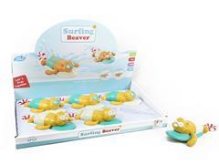 Pull Line Beaver(6in1) toys