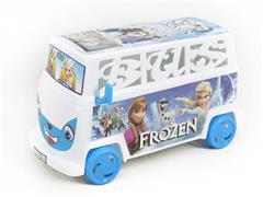 Pull Line Bus(2C) toys