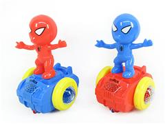 Pull Line Car W/L(2C) toys