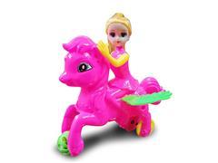 Pull Line Pegasus W/L_Bell(2C) toys