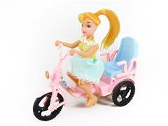 Pull Line Tricycle toys