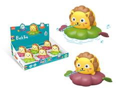 Pull Line Water Lion((6in1) toys