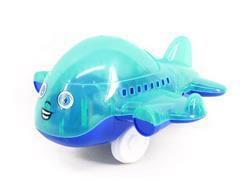 Pull Line Airplane W/L(2C) toys