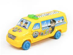 Pull Line Police Car(3C) toys