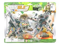 Pull Line Plane(2in1) toys