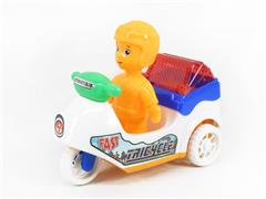 Pull Lline Motorcycle toys