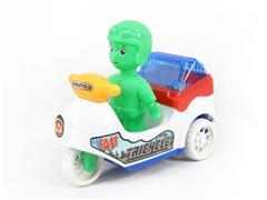 Pull Lline Motorcycle W/L toys