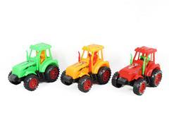 Pull Line Farmer Truck(3C) toys