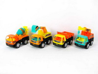Friction Construction Truck(4S)