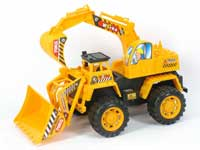 Friction Construction Truck
