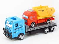 Friction Truck Tow Car(2S2C)