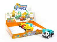 Friction Construction Truck(10in1)