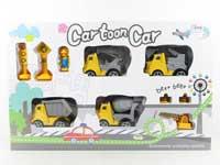 Friction Car Set
