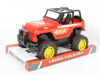Friction Cross-country Car(2C)
