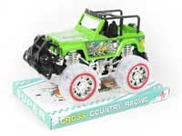 Friction Cross-country Car W/L