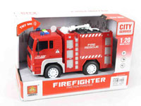 Friction Fire Engine W/L_S