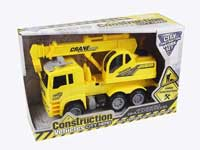 Friction Construction Car