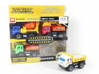 Friction Construction Truck(4in1)