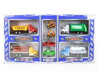 Friction Car Set(4in1)