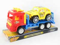 Friction Truck Tow Car(2C)
