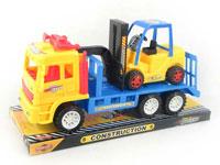 Friction Construction Truck(2C)