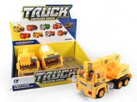 Friction Construction Truck(3in1)