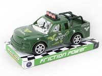 Friction Car