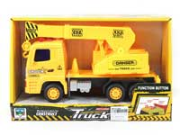 Friction Construction Truck W/L_S