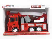 1:16 Friction Fire Engine W/L_M