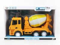 1:16  Friction Cement Truck W/L_M