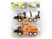 Friction Construction Truck(2in1)