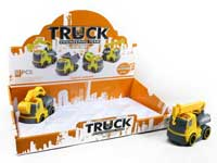 Friction Construction Truck W/L_IC(8in1)