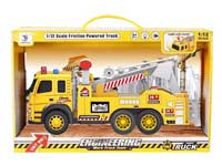 Friction Construction Truck W/L_IC