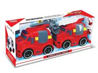 Friction Fire Engine W/L(2in1)