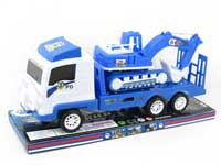 Friction Truck Tow Free Wheel Construction Truck