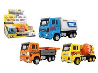 Friction Construction Truck W/L_M(3in1)