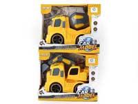 Friction Construction Truck W/L_M(2S)