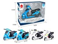 Die Cast Motorcycle Friction(2C) toys