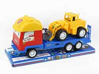 Friction Truck Tow Construction Truck(2C)