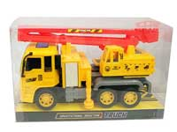 Friction Construction Truck(6S)