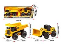 Friction Construction Truck W/L_IC(2in1)