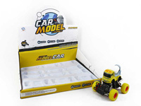 Die Cast Construction Truck Friction(8in1) toys