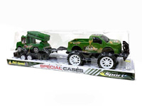 Friction Cross-country Tow Truck toys