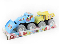 Friction Construction Truck(2in1) toys