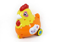 Friction Chicken W/L_M(3C) toys