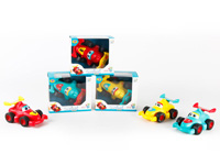 Friction Equation Car(3C) toys