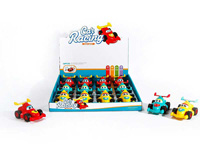Friction Equation Car(12in1) toys