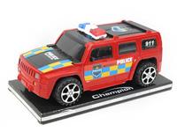 1:16 Friction Police Car(2C) toys