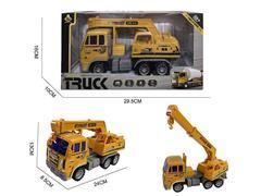 Friction Construction Car toys