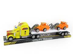 Friction Truck Tow Free Wheel Farmer Car(2C) toys